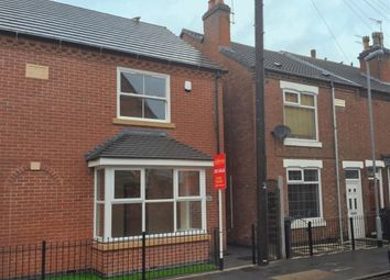 Thumbnail 3 bed property to rent in Hunter Street, Burton Upon Trent, Staffordshire