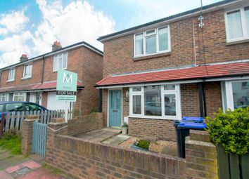 Thumbnail 2 bedroom end terrace house for sale in St. Anselms Road, Worthing