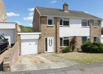 Thumbnail 3 bed semi-detached house for sale in Orchard Drive, River, Dover