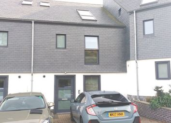 Thumbnail 3 bed town house to rent in The Crescent, Alexandra Road, St. Ives