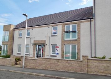 Thumbnail 2 bed flat for sale in Versatile Square, Inverurie