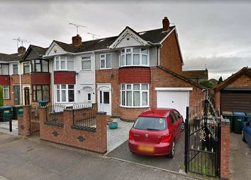 Thumbnail 4 bed semi-detached house for sale in Foxford Crescent, Coventry