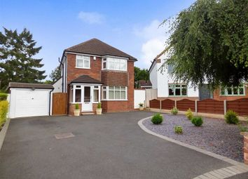 Thumbnail 3 bedroom detached house for sale in Derwent Road, Tettenhall, Wolverhampton