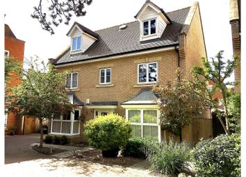 Thumbnail 5 bedroom detached house for sale in Septimus Drive, Colchester