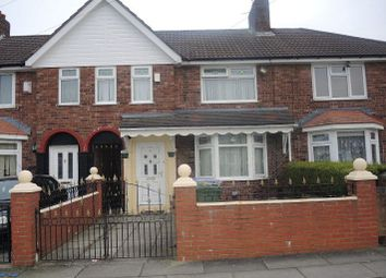 Thumbnail 3 bed terraced house for sale in Cottesbrook Close, Norris Green, Liverpool