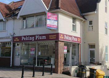 Thumbnail Restaurant/cafe to let in Coldharbour Road, Redland, Bristol