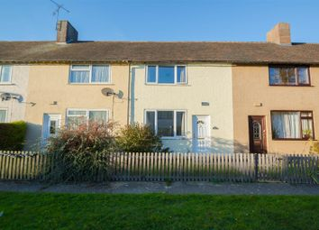 Thumbnail 2 bed terraced house to rent in Ash Walk, Stradishall, Newmarket