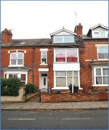 Thumbnail 1 bed flat to rent in Glenfield Road, Leicester