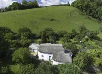 Thumbnail 5 bed cottage for sale in Knowle Cottage, Drewsteignton, Devon