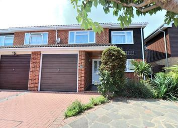 Thumbnail 4 bed semi-detached house for sale in Shoeburyness, Southend-On-Sea, Essex
