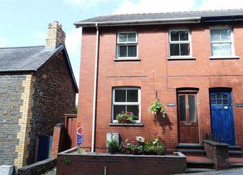 Thumbnail 3 bed terraced house for sale in Primrose Hill, Aberystwyth, Llanbadarn Fawr