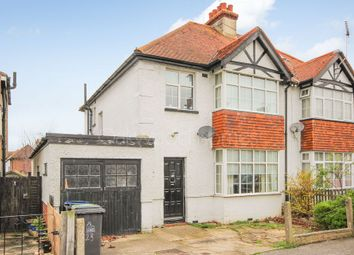 Thumbnail 3 bed semi-detached house for sale in Douglas Road, Herne Bay
