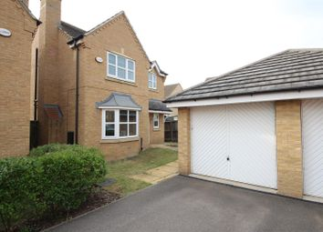 Thumbnail 3 bed detached house for sale in Hornbeam Road, Hampton Hargate, Peterborough