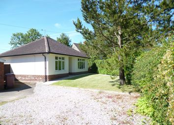 Thumbnail 2 bed detached bungalow to rent in 111 Ashover Road, Old Tupton, Chesterfield, Derbyshire