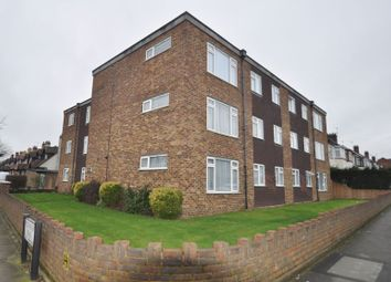 Thumbnail 2 bed flat to rent in Connaught Road, New Malden