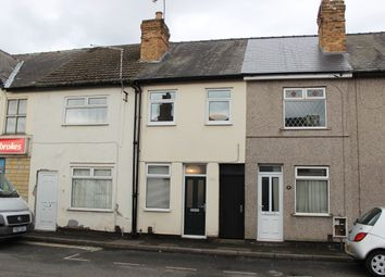 Thumbnail 3 bed terraced house to rent in Market Street, South Normanton