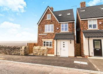 Thumbnail 4 bed detached house for sale in Thill Stone Mews Mill Lane, Whitburn, Sunderland