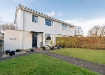 Thumbnail 3 bed semi-detached house for sale in Princess Avenue, Windsor
