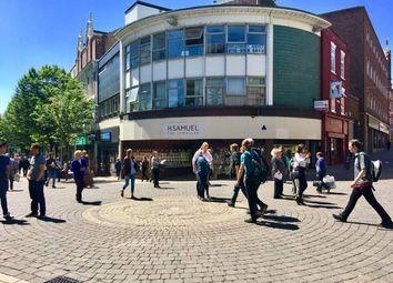 Thumbnail Retail premises to let in 2-4 Lister Gate, Lister Gate, Nottingham