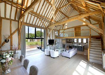 Thumbnail 6 bedroom barn conversion for sale in Copes Farm, Spurlands End Road, High Wycombe, Buckinghamshire