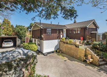 Thumbnail 4 bedroom detached house for sale in Castle Close, Ventnor