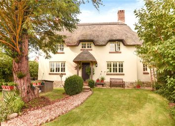Thumbnail 5 bed detached house for sale in West Mead, Bridport, Dorset
