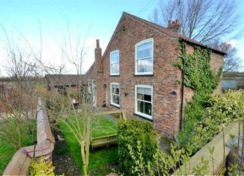 Thumbnail 2 bed cottage for sale in Wesley House, Barton Le Willows, York