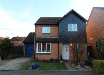 Thumbnail 3 bedroom detached house for sale in Hargreaves Nook, Blakelands, Milton Keynes, Buckinghamshire
