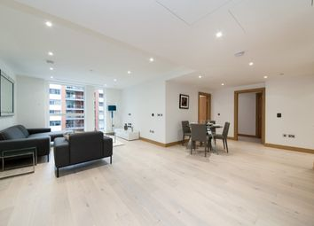 Thumbnail 3 bed flat to rent in Hermitage Street, Westminster