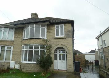 Thumbnail 3 bed semi-detached house to rent in Bradley Road, Swindon