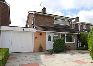 Thumbnail 3 bedroom link-detached house for sale in Beechwood, Knutsford