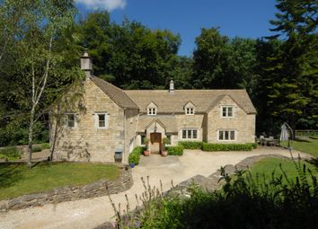 Thumbnail 5 bed country house for sale in Near Birdlip, The Cotswolds