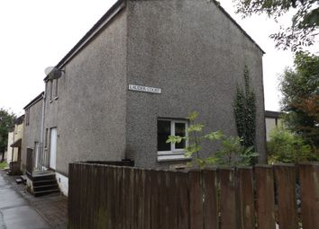 Thumbnail 4 bed end terrace house for sale in Lauder Court, Kilmarnock