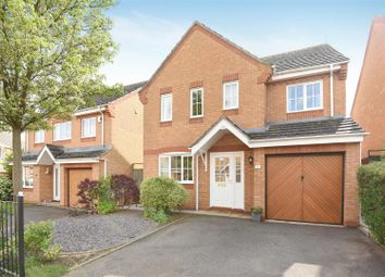 Thumbnail 4 bedroom detached house for sale in Croft Way, Hampton Hargate, Peterborough