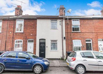 2 bed terraced house for sale in Pauline Street, Ipswich IP2