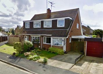 Thumbnail 3 bed property to rent in Dormer Avenue, Wing, Leighton Buzzard