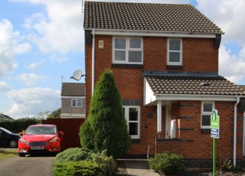 Thumbnail 2 bed detached house for sale in Pembroke Close, Bedworth, Warwickshire