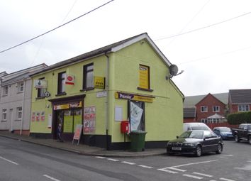 Thumbnail Retail premises for sale in High Street, Caeharris, Merthyr Tydfil