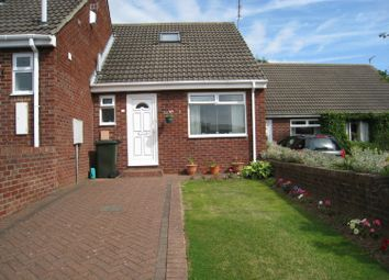 Thumbnail 2 bed bungalow for sale in Rievaulx Road, Skelton-In-Cleveland, Saltburn-By-The-Sea