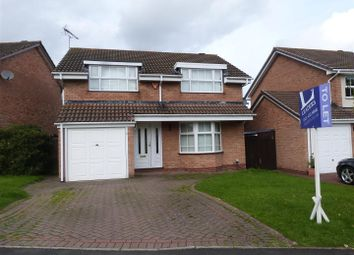 Thumbnail 4 bed property to rent in Varlins Way, Kings Norton, Birmingham