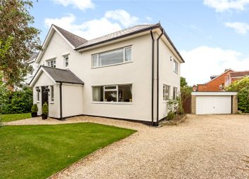 Thumbnail 4 bedroom detached house for sale in Old Bath Road, Cheltenham, Gloucestershire