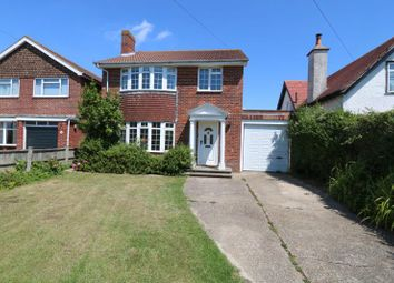 Thumbnail 4 bed detached house for sale in Manor Way, Hayling Island