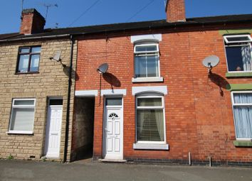 Thumbnail Terraced house for sale in Carlton Street, Horninglow, Burton-On-Trent