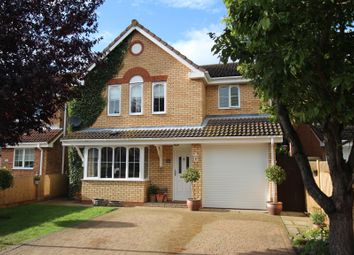Thumbnail 4 bed detached house for sale in Temple Pattle, Brantham, Manningtree