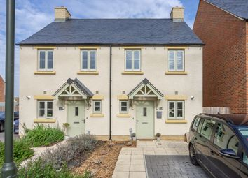 Clothiers Close, Tetbury GL8. 2 bed semi-detached house for sale