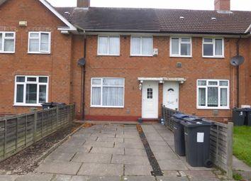 Thumbnail 2 bedroom terraced house for sale in Hollington Crescent, Birmingham