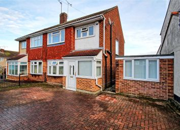 Thumbnail 3 bed semi-detached house for sale in Skinners Lane, Chelmsford, Essex