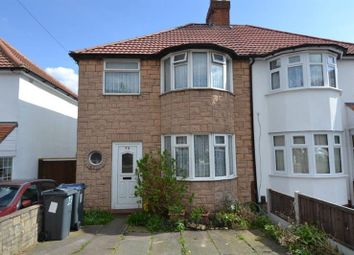 Thumbnail 3 bedroom semi-detached house to rent in Maas Road, Northfield, Birmingham