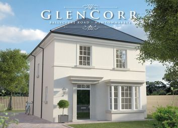 Thumbnail 3 bedroom detached house for sale in Glen Corr, Newtownabbey