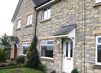 Thumbnail 2 bed terraced house to rent in Morvenside, Westburn, Edinburgh